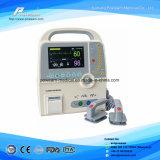 Defibrillator Equipo-Monofásico médico con el monitor