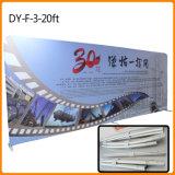 20FTカスタマイズされた伸縮織物の陳列台(DY-F-3)