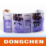 Impresión cosmética de la etiqueta adhesiva/impresión de la escritura de la etiqueta del perfume (DC-LAB020)