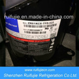 空気調節の密閉Refrigertion Copelandスクロール圧縮機(ZB15KQ-TFD-558)