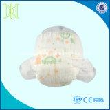 Pañal ultra fino del bebé de la base con la venda grande de la cintura