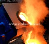 Mittelfrequenzkippeninduktions-schmelzender Ofen für das Aluminium-Schmelzen (LSZ-110)
