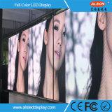Экран полного цвета арендный СИД напольный рекламировать IP65 передний P3.91