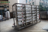 Usine saumâtre de traitement des eaux/système emballé de filtre d'eau potable