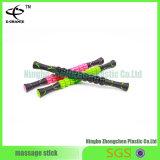 PVCマッサージのローラー筋肉ローラーのマッサージ棒棒