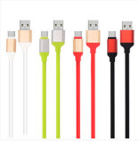 Positiven und Negativ 1m TPE-Typen C USB-Kabel einschieben für Aufladeeinheit