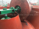 Dois Roller Wet Pan Mill / Gold Ore Wet Pan Mill