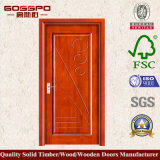 Única porta clássica do quarto do MDF da folha (GSP8-003)
