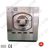 Hôtel/hôpital/système de blanchisserie/machine élevée de lavage de /Laundry de machine d'extracteur de rondelle de rotation