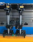 Тормоз гидровлического давления нержавеющей стали CNC We67k, алюминиевая гибочная машина плиты