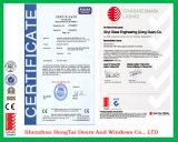 Marco Windows con el certificado de As2047 /Ce