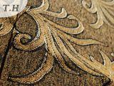Tissu populaire de sofa de jacquard de Chenille de qualité supérieure de la configuration 2016