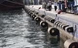배를 위한 고품질 바다 원통 모양 고무 구조망