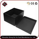 cadre de papier de cadeau carré d'emballage de 180*176*32mm