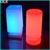 Lampade dentellare della base delle lampade della Tabella di incandescenza LED dell'indicatore luminoso di notte del bambino