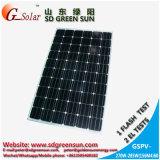 30V panneau solaire mono 270W, 275W, 280W, 285W pour la centrale avec la tolérance positive