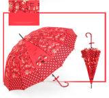 Своеобычности прямой штанги зонтик автоматически