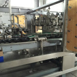 Machine de remplissage de CDD de bouteille en verre (boissons non alcoolisées carbonatées)