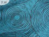 Tela sólida del sofá del Chenille de la tela de Gemotrical sola con el color el 145cm
