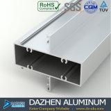 Aluminiumprofil T5 des strangpresßling-6063 für Fenster-Tür