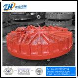 L'elettromagnete di sollevamento del corpo del pezzo fuso per l'acciaio scarta Cmw5