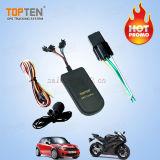 Миниый сигнал тревоги мотоцикла с системой слежения GPS, стопом двигателя (GT08-KW)
