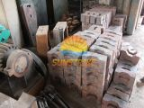 Trituradora de piedra en trituradora de quijada de África PE150*250