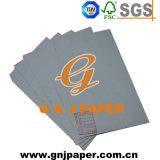 Het chemisch-mechanische DuplexPapier van de Pulp met Grijze Rug