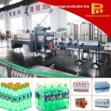 Prix usine automatique de machine à emballer d'emballage en papier rétrécissable de film de PE de bouteille
