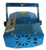 Mini luce laser all'ingrosso dei reticoli dell'indicatore luminoso 6 del proiettore del laser con il giocatore MP3 ed il telecomando