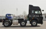 中国Sinotruk Hohan J5g 6X2のトラクターのトラック