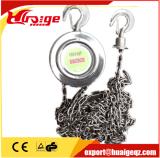 Corrosão à prova de aço inoxidável Cadeia Bloco Talha