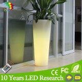Venta al por mayor encendida LED del crisol de flor de los crisoles/LED del plantador