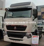 판매를 위한 Sinotruk HOWO T7h 6X4 트랙터 트럭