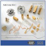 Alta precisión que estampa la pieza del motor de la pieza de metal