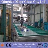 3.2mmのCe/TUV/SGSの余分明確な緩和された太陽電池パネルガラス