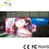 Visualización de LED fija a todo color del fabricante de China al aire libre para hacer publicidad