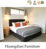 木のホテルの寝室の家具(HD239)