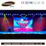 Completa pantalla color de la pantalla de vídeo LED para la etapa Eventos