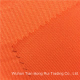 Tessuto ignifugo 100% di colore del panno del cotone a prova di fuoco grigio del tessuto per Workwear