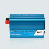 Инвертор частоты инвертора 50Hz инвертора силы волны синуса инвертора солнечный 200W 12V 220V чисто