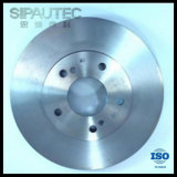 rotor del freno de disco del hierro de 280 milímetros para Nissan (402062Y502)