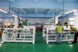 Máquina automatizada 2 pistas del bordado del casquillo con zona de trabajo de 400*450m m y 8 pulgadas de pantalla táctil
