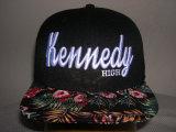 sombrero del Snapback de los 6 paneles con la manera Embriodery