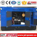 125kVA 100kw elektrischer Strom-Dieselgenerator im Kambodscha-Markt