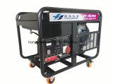 Générateur d'essence de Jiangdong Jd8000 de cornière de générateur d'essence