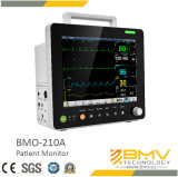 Instrumento médico do distribuidor do monitor paciente de Bmo-210A