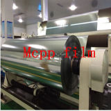 Metallischer Film-/Metallised-Polyester-Film 10micron des Plastikfilm-VMPET