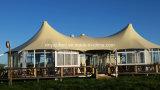 Tiendas de campaña en forma de hotel para los eventos de catering