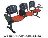 최신 판매 플라스틱 기다리는 의자 훈련 의자